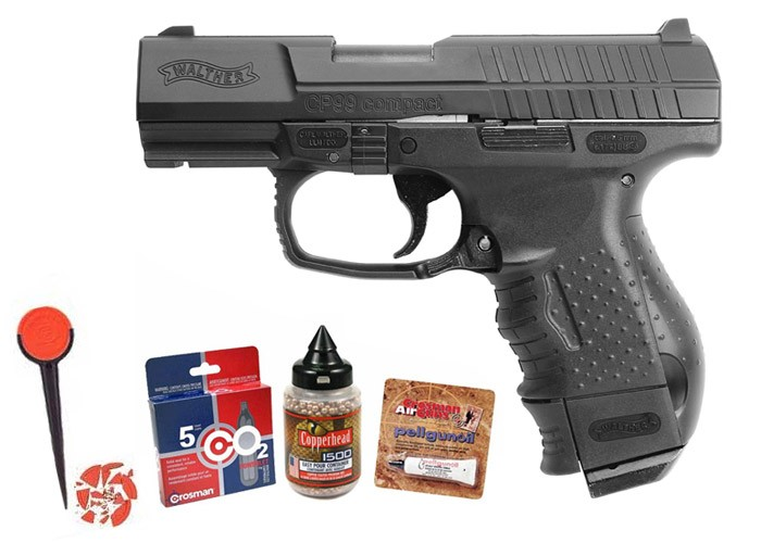 Agent One Seven Seven (Walther CP99 Compact) 0.177