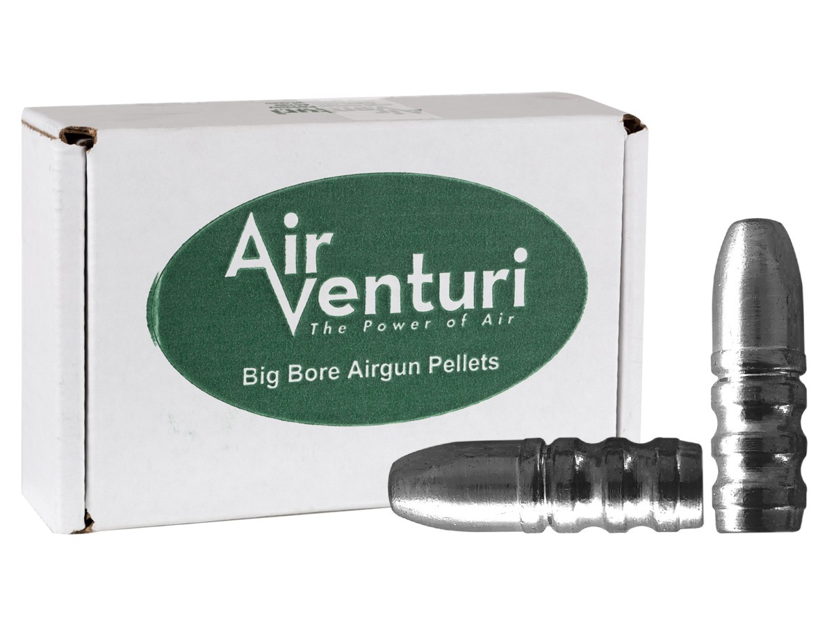 Air Venturi .257 Caliber 105 gr. Flat Point