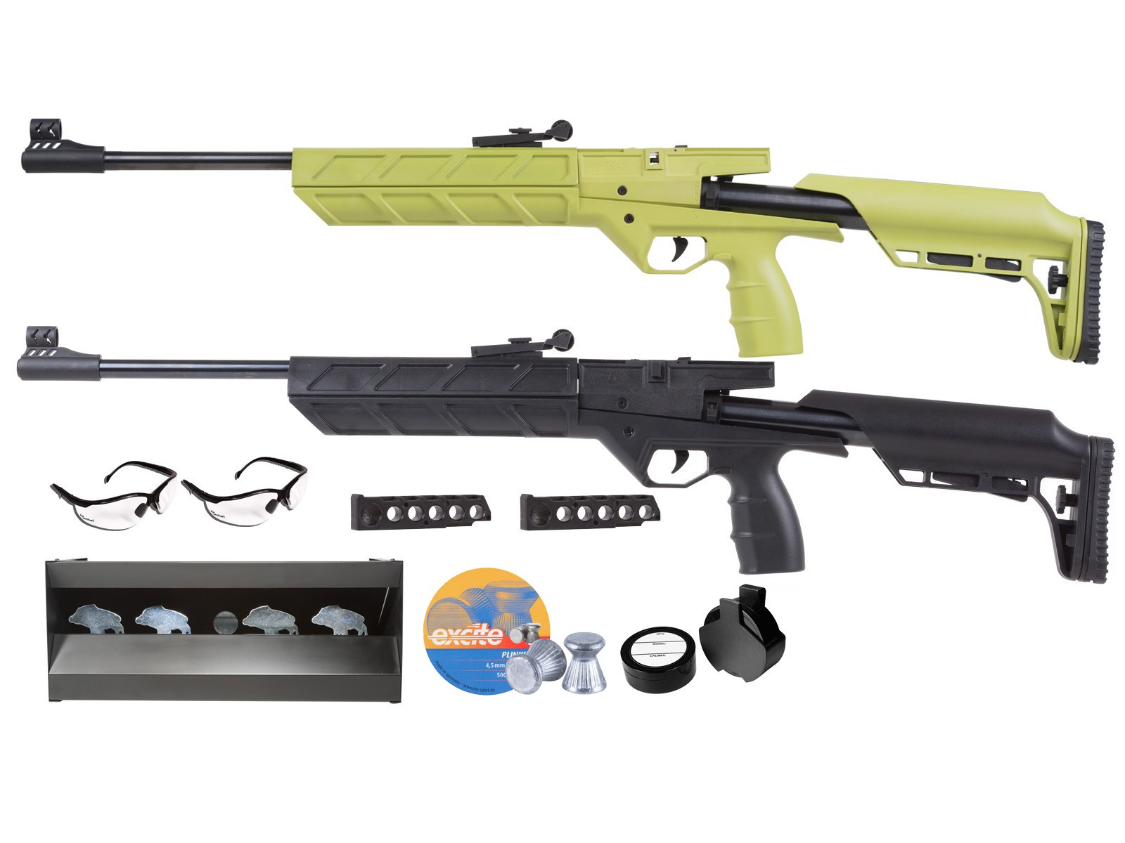Air Venturi TR5 Multi-Shot Target Air Rifle 2 Person Kit 0.177