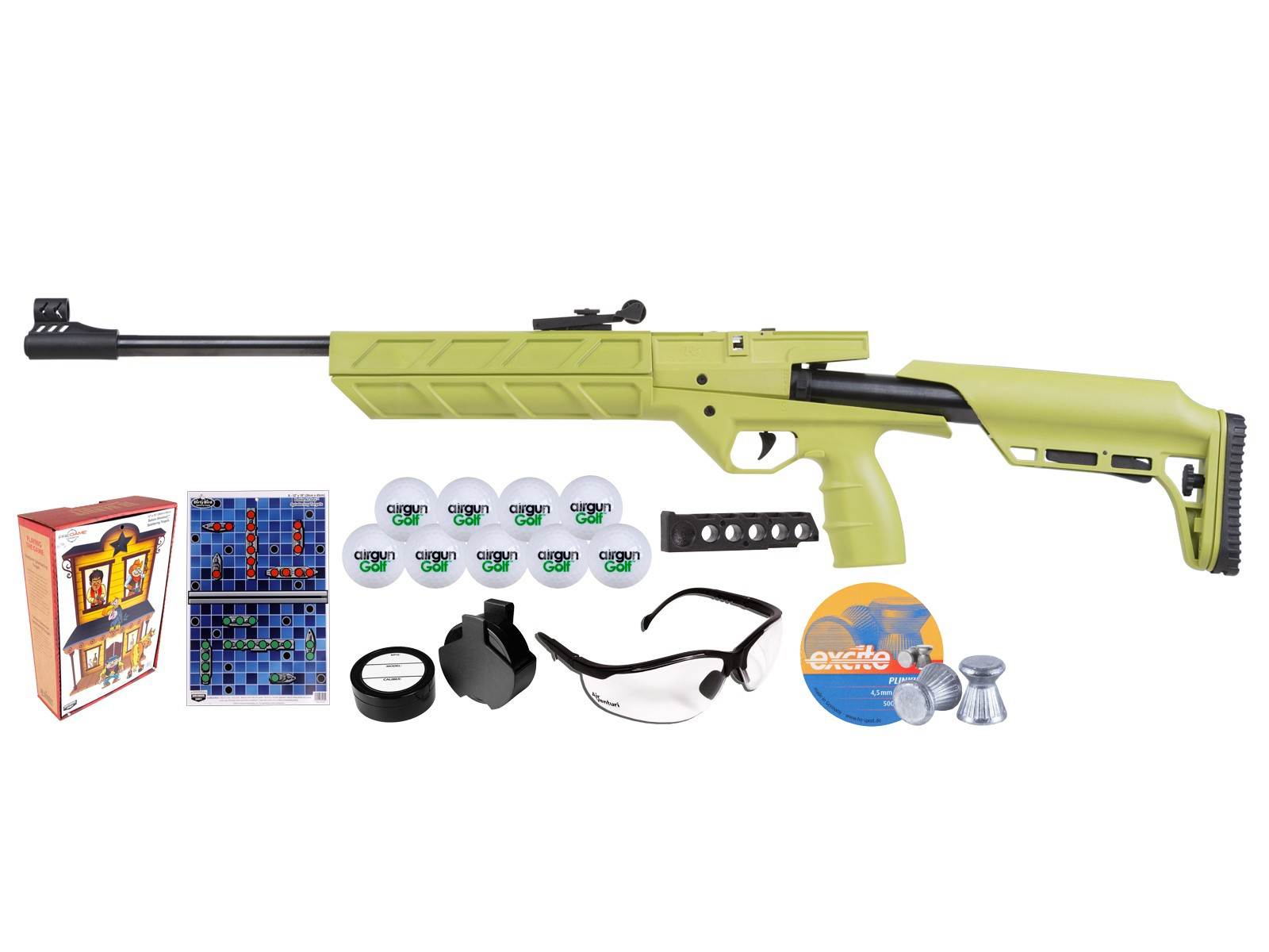 Air Venturi TR5 Multi-Shot Target Air Rifle Kit 0.177