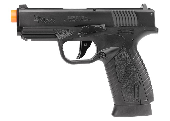 ASG Bersa BP9CC CO2 Blowback Airsoft Pistol 6mm