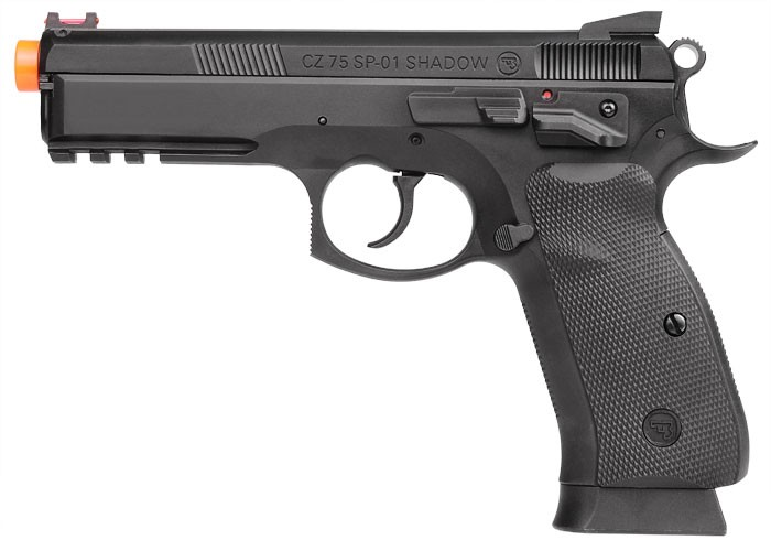 ASG CZ SP-01 Shadow Spring Airsoft Pistol 6mm