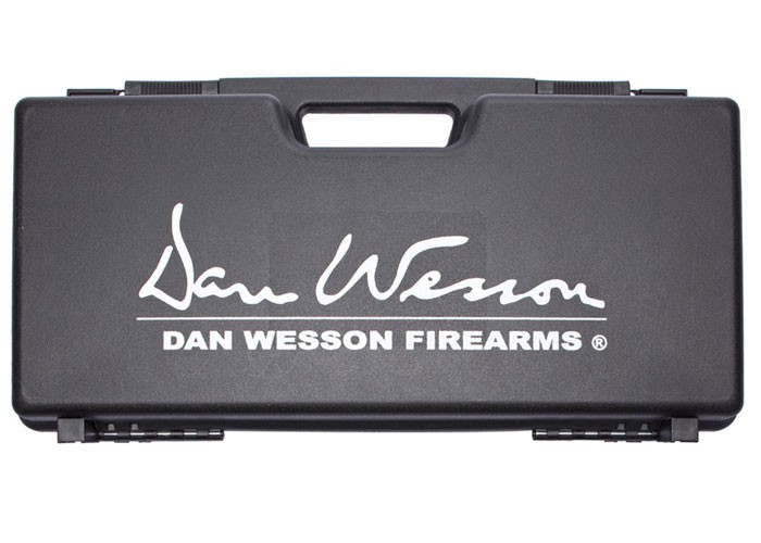 ASG Dan Wesson Revolver Case With Logo