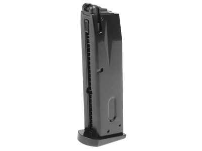 ASG / KJ Works M9 Gas Blowback Airsoft Pistol Magazine