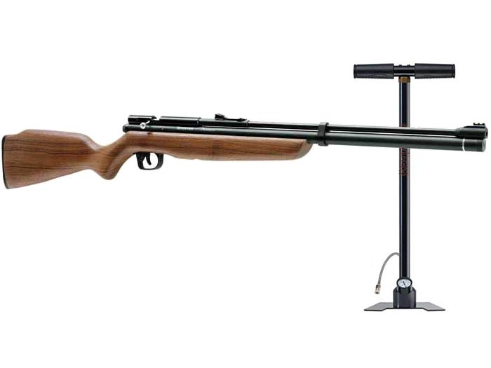 Benjamin Discovery Rifle & Pump 0.22