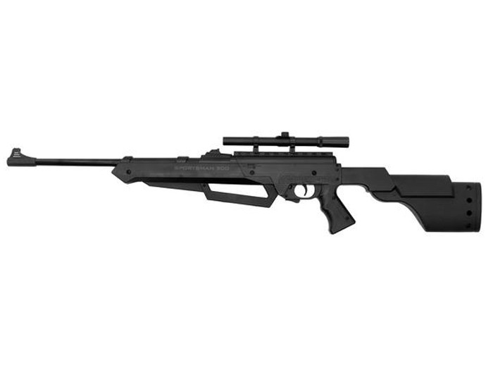 Black Ops Junior Sniper Air Rifle Combo 0.177