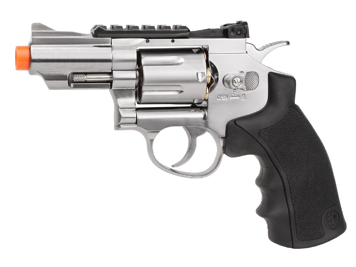 Black Ops / WG CO2 Airsoft Revolver