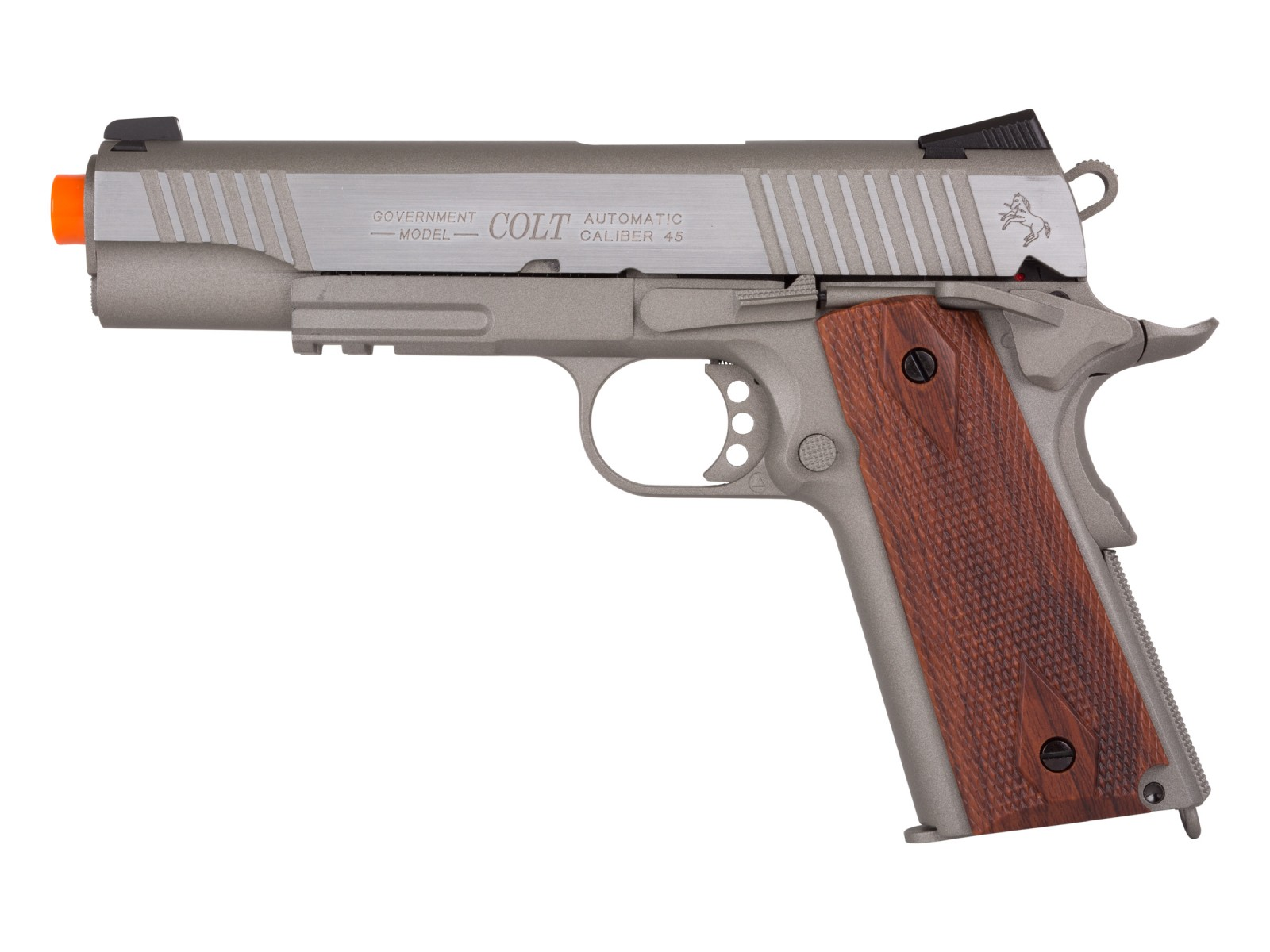Colt Government 1911 Airsoft GBB Pistol 6mm