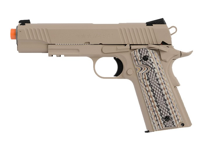 Colt Government 1911 Airsoft GBB Pistol