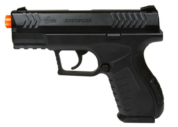 Combat Zone Enforcer CO2 Airsoft Pistol 6mm
