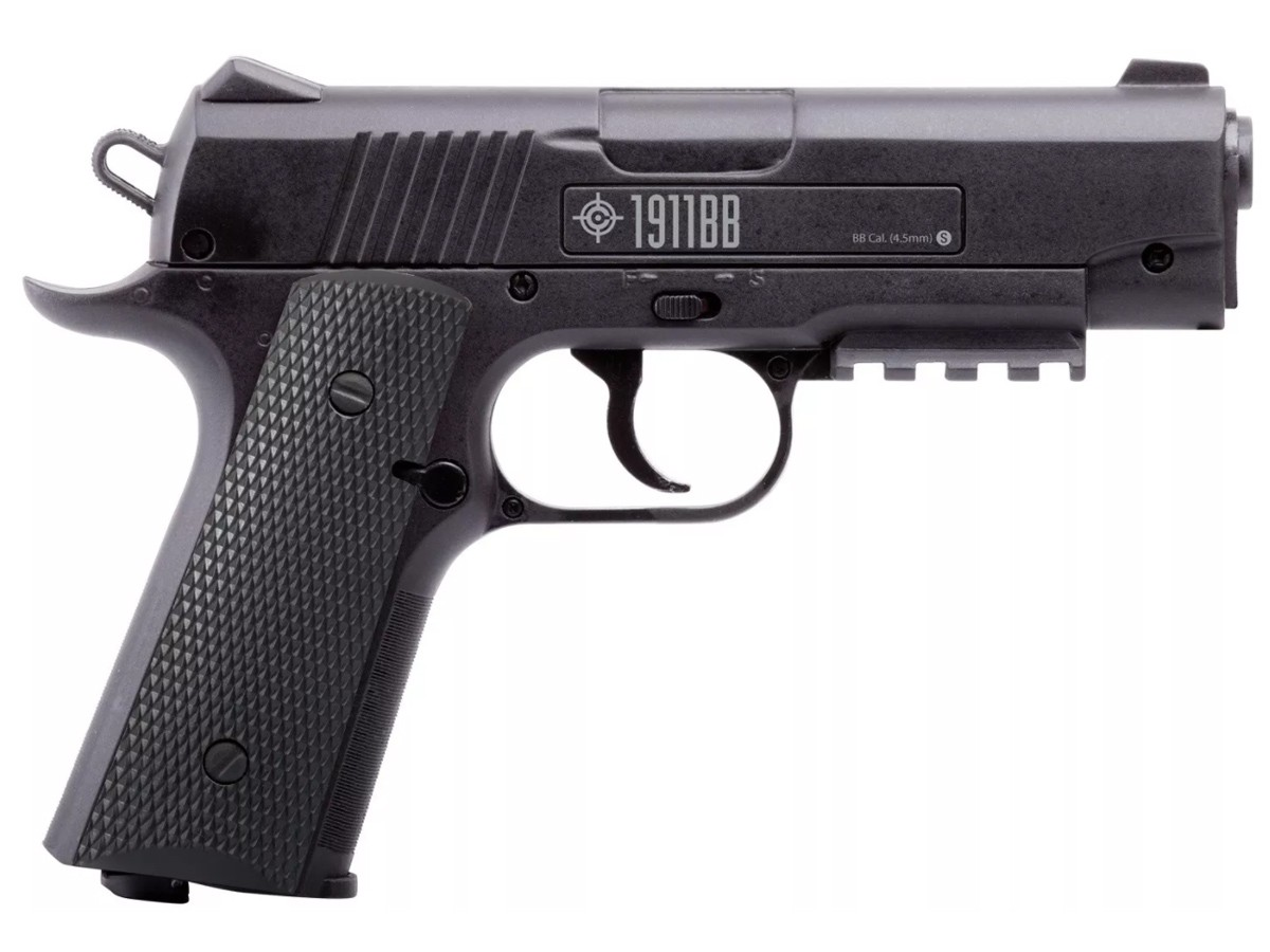 Crosman 1911 CO2 BB Pistol 0.177