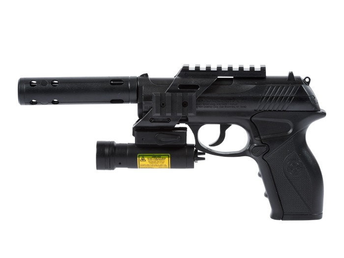 Crosman C11 Tactical Pistol Kit 0.177