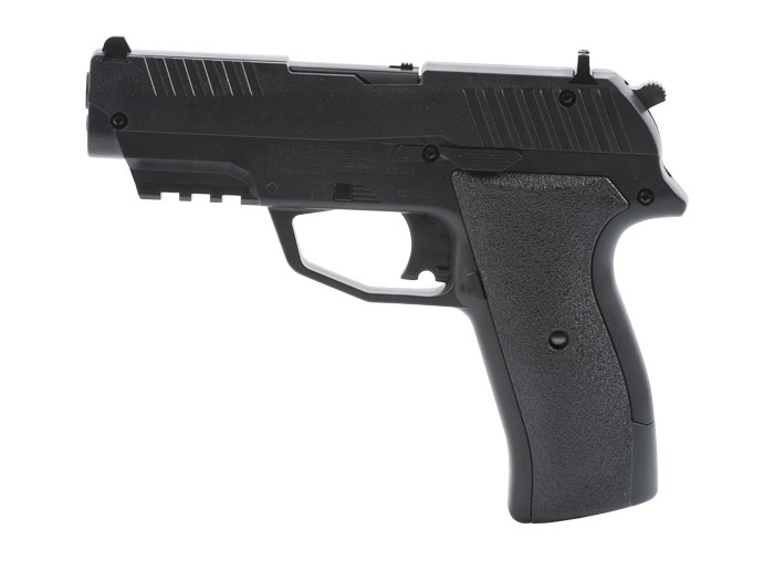 Crosman Iceman CO2 BB and Pellet Pistol 0.177