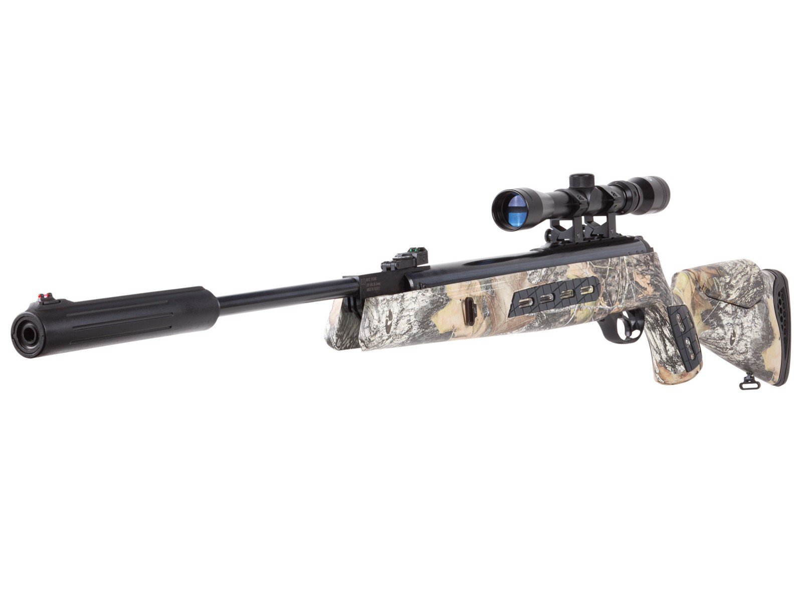 Hatsan 125 Sniper Air Rifle Combo