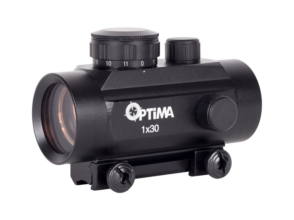 Hatsan 1x30 Red Dot Sight