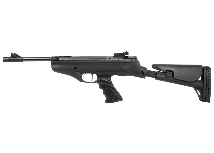 Hatsan Model 25 SuperTact Vortex Rifle & Pistol 0.177