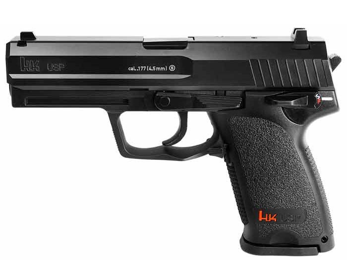 H&K USP CO2 BB Pistol 0.177