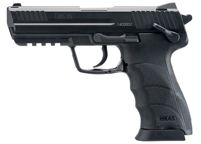 HK45 CO2 BB Pistol 0.177