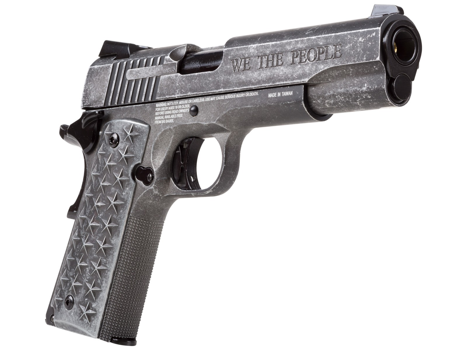 SIG Sauer 1911 We The People CO2 BB Pistol 0.177