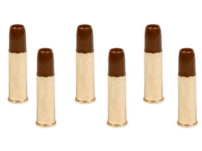 Smith & Wesson 327 TRR8 Shells