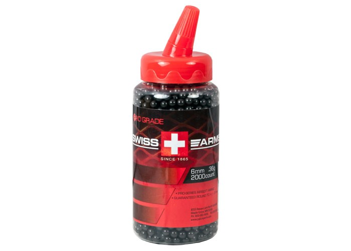 Swiss Arms 6mm Airsoft BBs