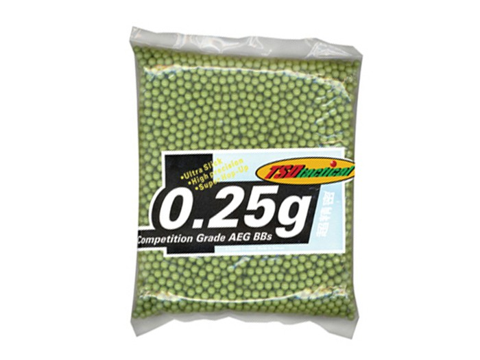 TSD Tactical Competition Grade Grade 6mm Plastic Airsoft BBs