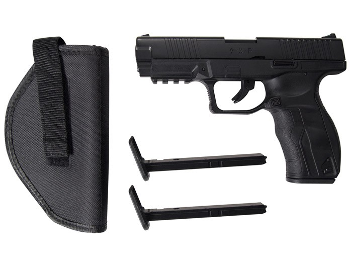 Umarex 9XP/40XP CO2 BB Pistol Kit 0.177