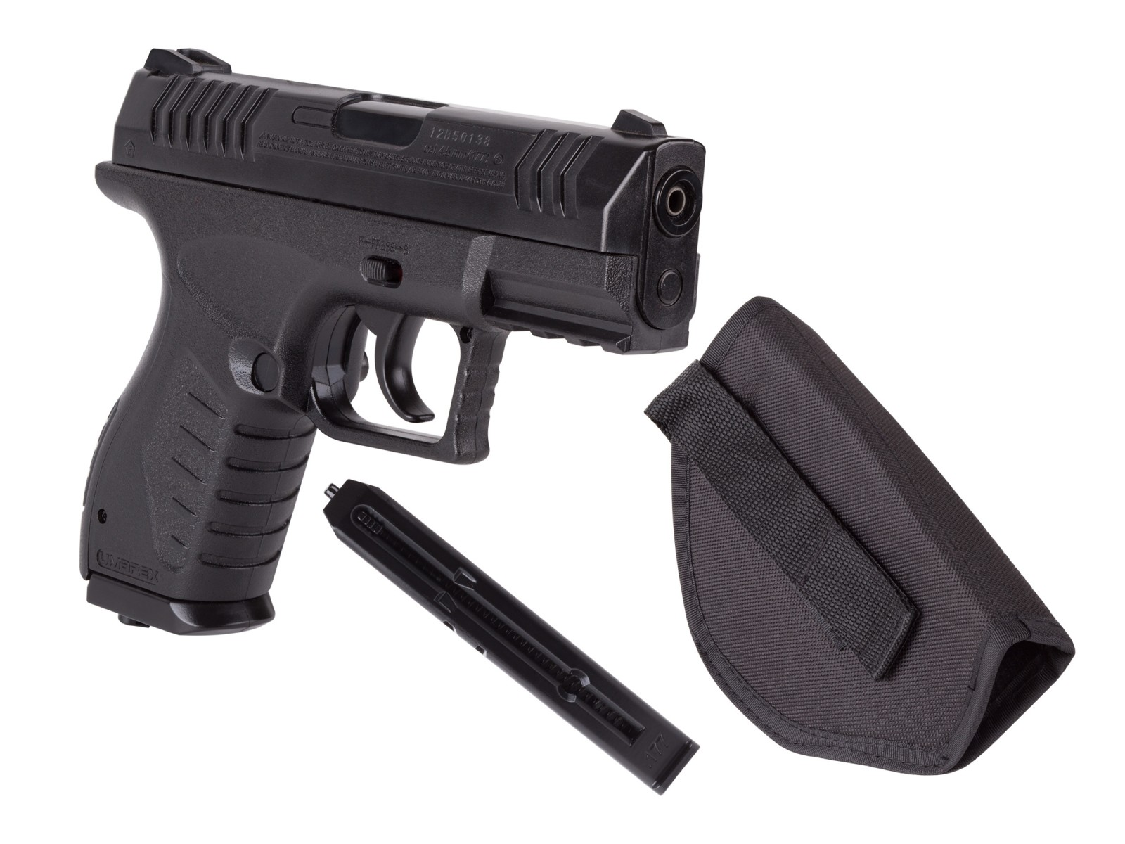 Umarex XBG CO2 Pistol Kit 0.177