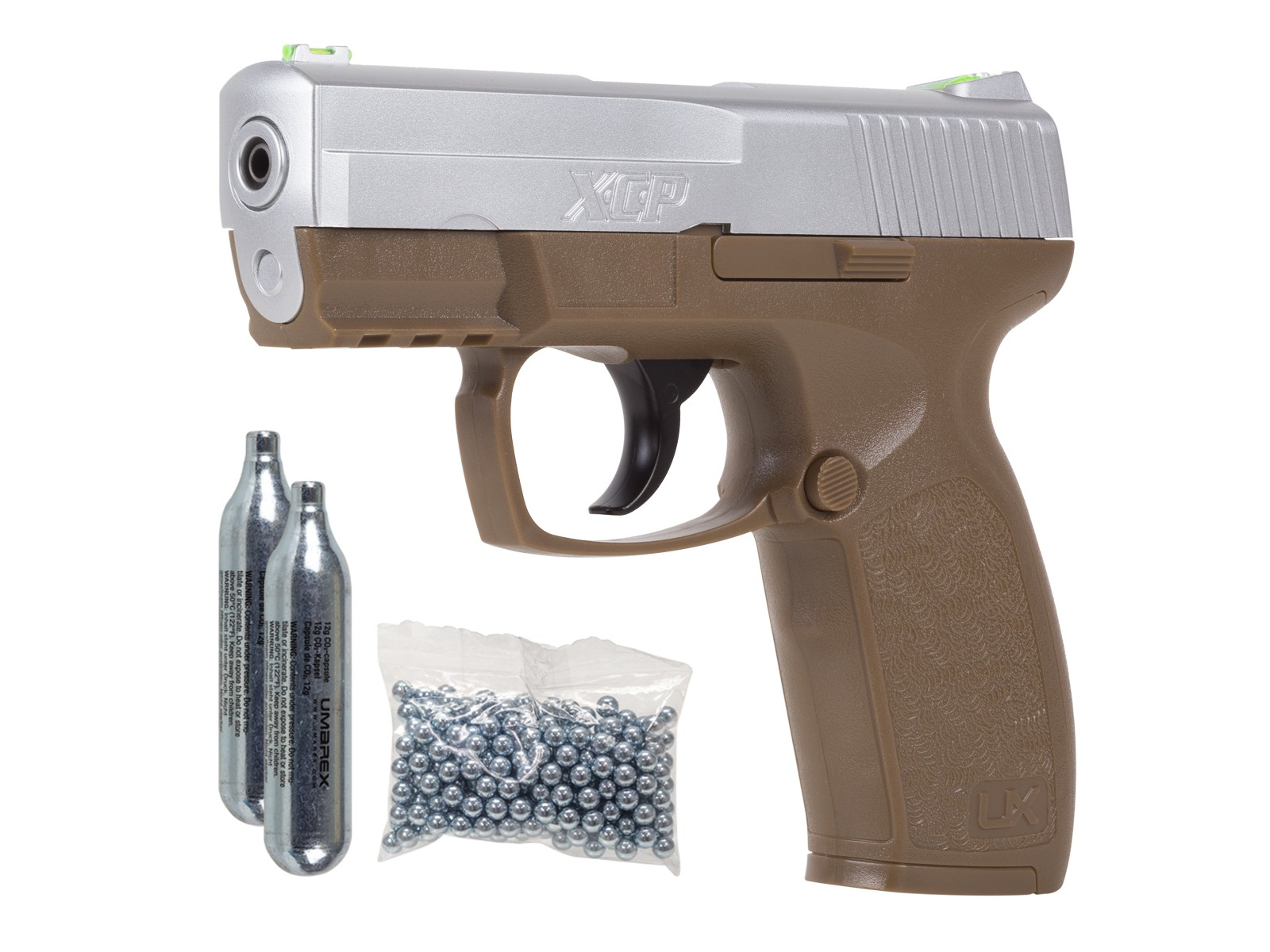 Umarex XCP Air Pistol Kit