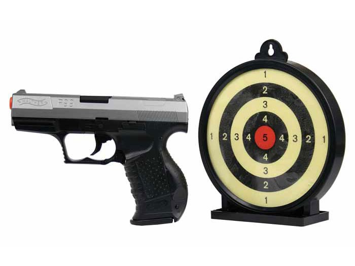 Walther Airsoft P99 Special Operations BiColor 6mm