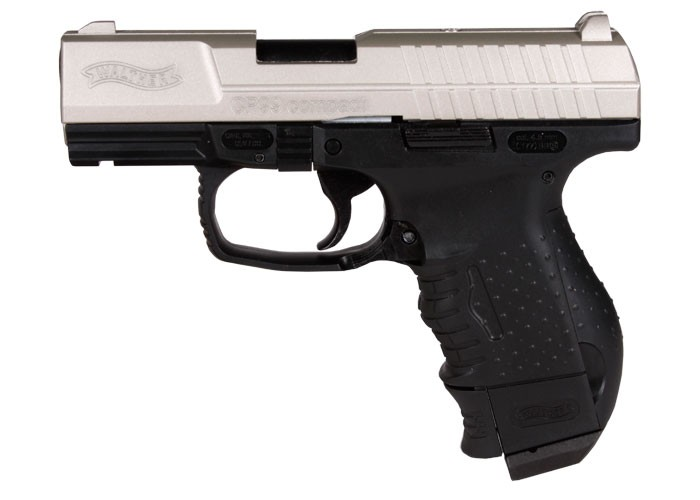 Walther CP99 Compact Nickel 0.177