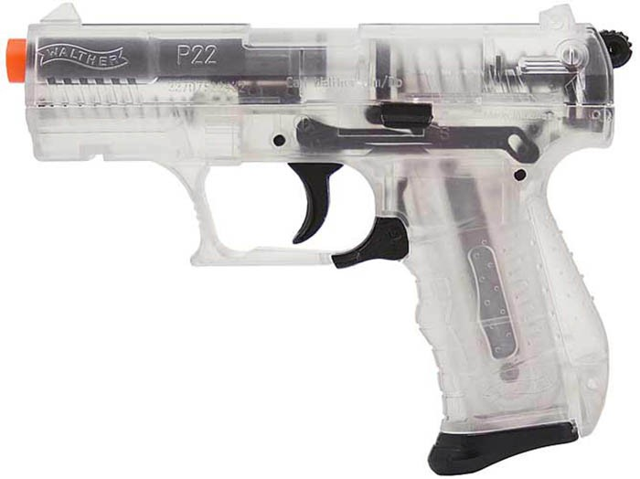 Walther P22 Special Operations Clear 6mm
