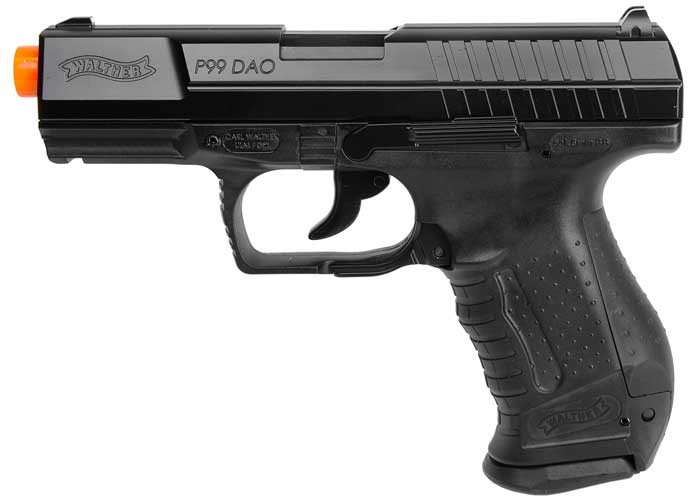 Walther P99 Blowback CO2 Airsoft Pistol 6mm