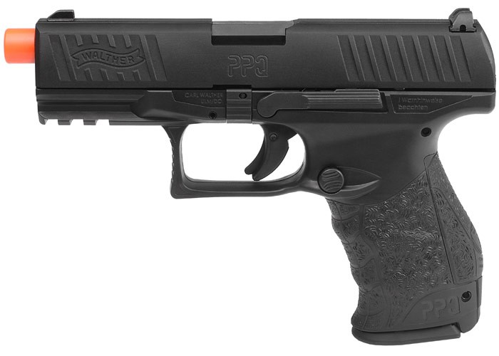 Walther PPQ Model 2 Gas Blowback Airsoft Pistol 6mm