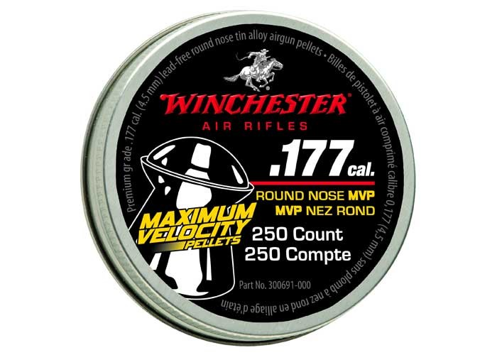 Winchester Maximum Velocity Pellets
